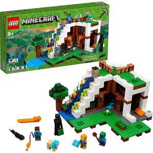 LEGO 21134 - Minecraft - La Base alla Cascata