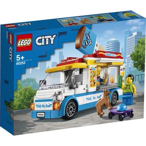 LEGO 60253 - City - Furgone dei gelati