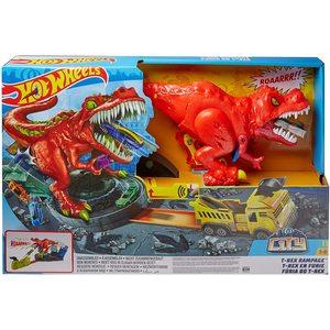 Hot Wheels - Assalto del T-Rex