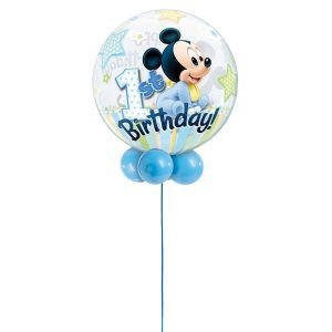 Bubble 1st Birthday