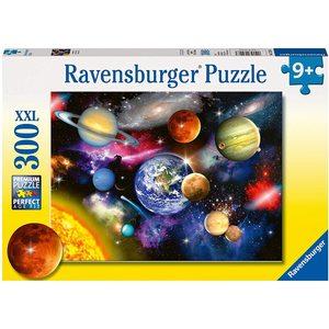 Ravensburger 13226 - Puzzle 300 pezzi - Sistema Solare