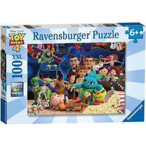 Ravensburger 10408 - Puzzle 100 pezzi - Toy Story 4