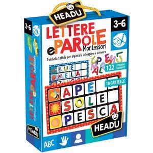 Headu - Lettere e Parole - Montessori