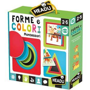 Headu - Forme e Colori - Montessori
