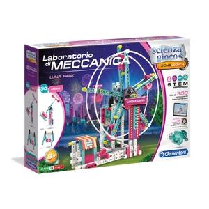 Clementoni 19100 - Scienza & gioco - Laboratorio di Meccanica: Luna Park