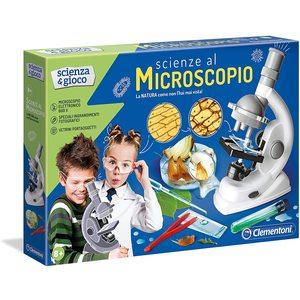Clementoni 13966 - Scienza e Gioco - Microscopio Scientifico