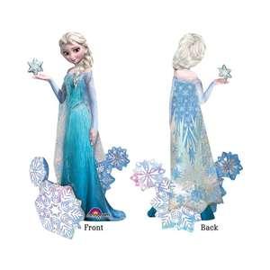 "Palloncino 57"" Air Walker Frozen ""Elsa the Snow Queen"""