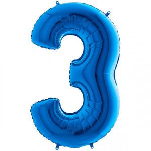 NUMERO 3 BLU