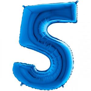 NUMERO 5 BLU