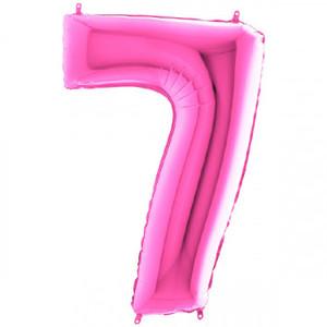 NUMERO 7 FUCSIA