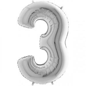 NUMERO 3 ARGENTO