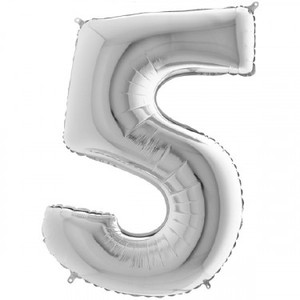 NUMERO 5 ARGENTO