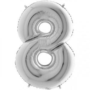 NUMERO 8 ARGENTO