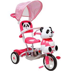 Vitamina G - Triciclo Metallo Panda, Rosa