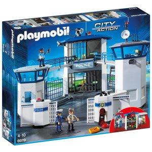 Playmobil 6919 - Stazione della Polizia con Prigione