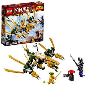 Lego 70666 – Ninjago - Il Dragone d'oro