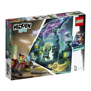 Lego 70418 – Hidden Side Il laboratorio spettrale di J.B.