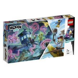 Lego 70419 – Hidden Side - Il peschereccio naufragato