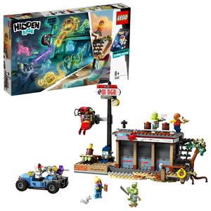 Lego 70422 – Hidden Side - Attacco alla capanna dei gamberetti