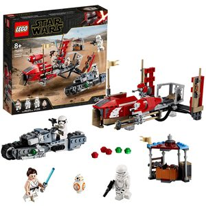 LEGO 75250 – Star Wars - Inseguimento sullo Speeder Pasaana
