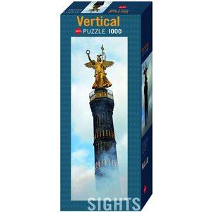 Heye 29554 - Puzzle 1000 pezzi - Colonna Verticale Victoria