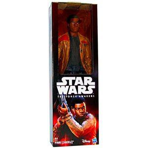 Hasbro - Star Wars - Finn, personaggio 30 cm