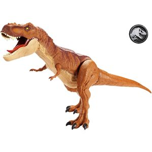 Mattel - Jurassic World - T-Rex - Senza Suoni