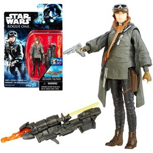 Hasbro - Star Wars - Action Figure 10cm - Jyn Erso Sergeant