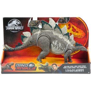 Jurassic World - Stegosaurus, Mega Dual Attack