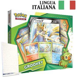 Pokemon - Collezione  Galar - Grookey