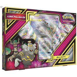 Pokemon - Luna Pallida GX - Collezione Trevenant & Dusknoir-GX