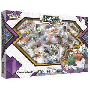 Pokemon - TORNADUS GX - SET LEGGENDARI
