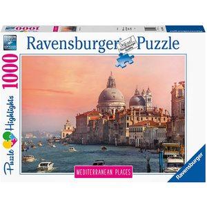Ravensburger 14976 - Puzzle 1000 pezzi - Mediterranean Places, Italy