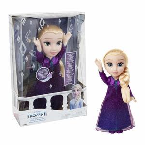 Frozen II - Elsa Cantante con Luci e Suoni