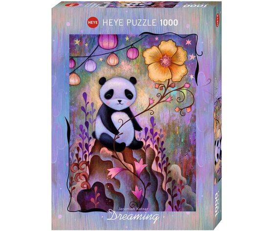 Heye 29803 - Puzzle 1000 pezzi - Ketner Lonely Panda
