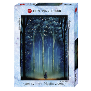 Heye 29881 - Puzzle 1000 pezzi - Andy Kehoe: Forest Cathedral