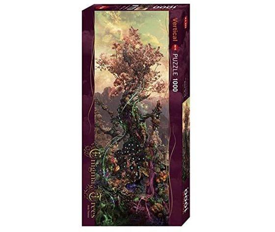 Heye 29828 - Puzzle 1000 pezzi Vertical - Phosphorus Tree