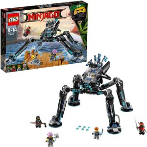 LEGO 70611 - Ninjago - Idropattinatore