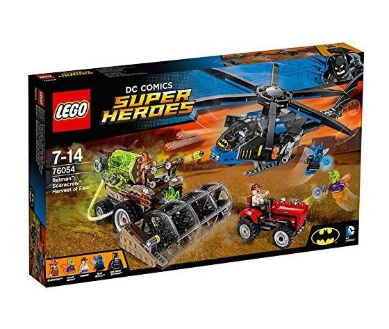 Lego 76054 - Super Heroes - Scarecrow Harvest of Fear