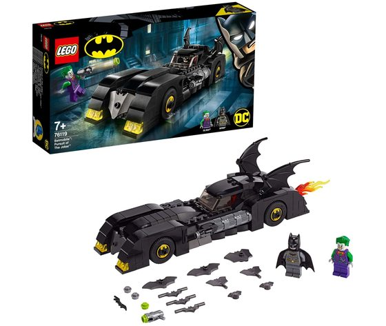 LEGO 76119 - Super Heroes - Batmobile: Inseguimento di Joker