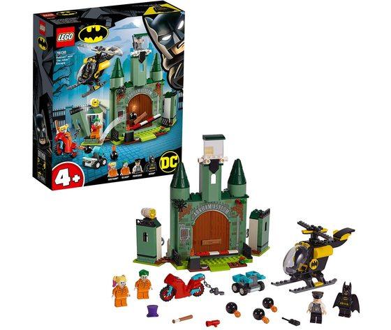 LEGO 76138 - Super Heroes - Batman e la Fuga di Joker
