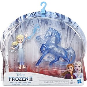 Frozen II - Elsa & the Nokk