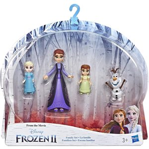 Frozen II - Family Set