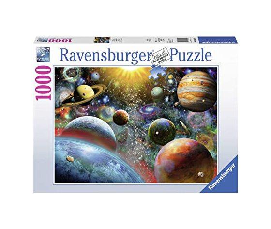 Ravensburger 19858 - Puzzle 1000 pezzi - PLANETARY VISION