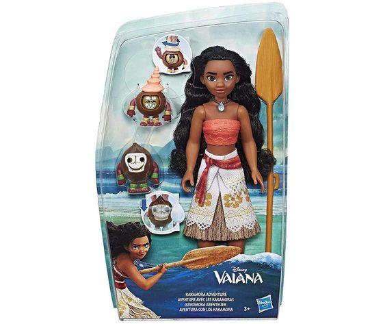 Disney - Vaiana – Kakamora Adventure – Bambola 30cm