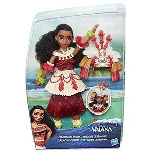 Disney - Vaiana - Cerimonial Dress - Bambola 30cm