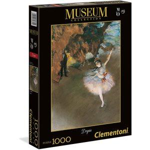 Clementoni 39379 - Puzzle 1000 pezzi - Museum Collection:  L'Etoile