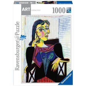 Ravensburger 14088 - Puzzle 1000 pezzi - Pablo Picasso: Portrait of Dora Maar