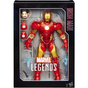 Marvel Legends - Iron Man - Action Figure, 30 cm