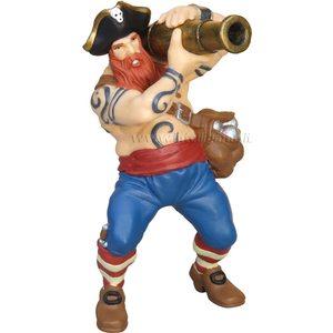 Papo 39439 -  Pirata con cannone, 8cm